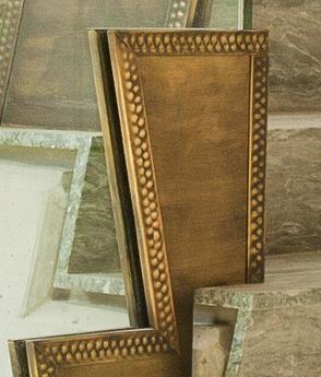 Scara interioara vintage art deco sticla alama