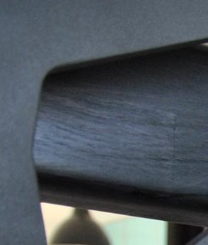Balustrada decupata laser mana curenta lemn