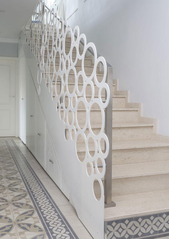 Scara interioara adela parvu haute couture metal